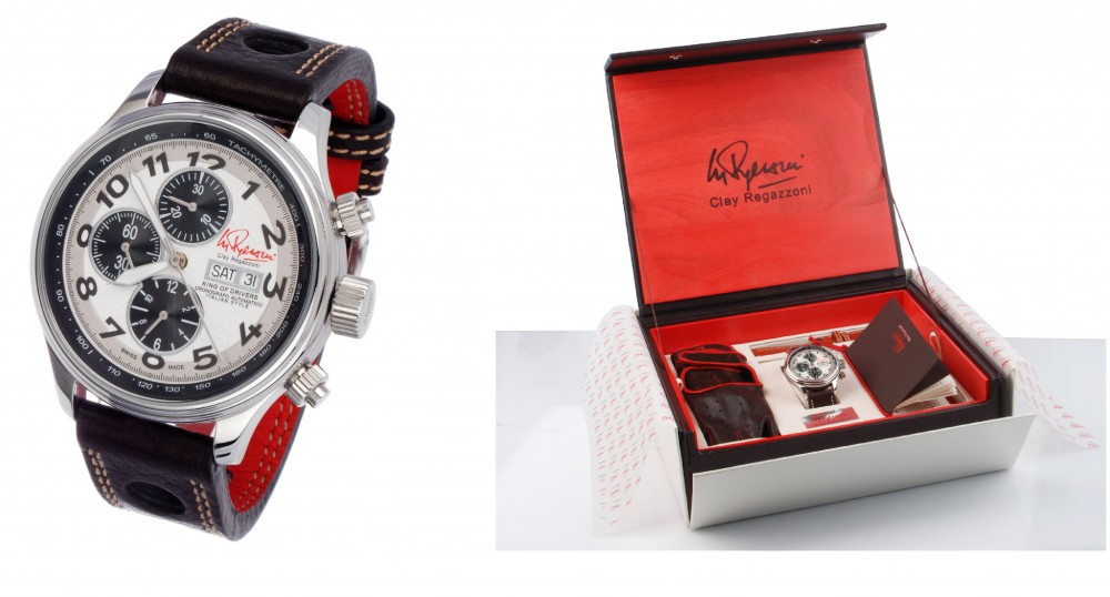 L'orologio e la confezione